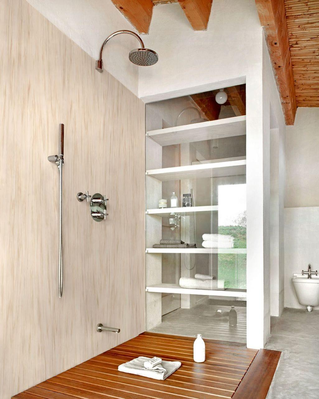 Salle de bain Corian IPA